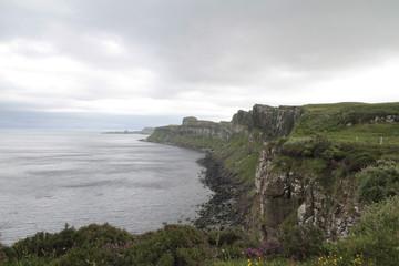 Ecosse Skye Kilt Rock 18