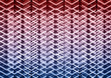 red-blue abstract background
