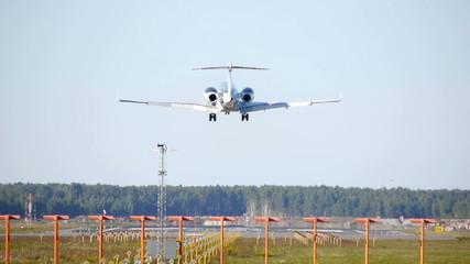 HD - Aircraft landing