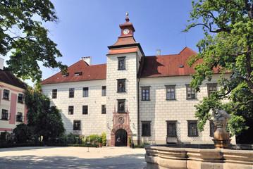 Castle Trebon, Czech Republic