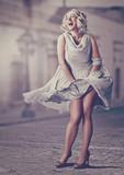 Fototapety sweet Marilyn / Marilyn Monroe 01