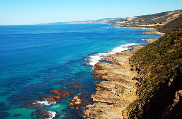 Cape Patton, Great Ocean Road, Australia.
