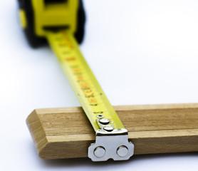 Piece of wood measurment