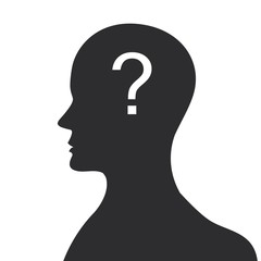 Question inside the head
