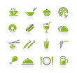 Food Icons - 2 of 2 -- Natura Series