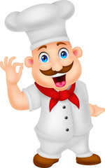 chef cartoon character