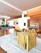 Luxury Loft Area (detail)