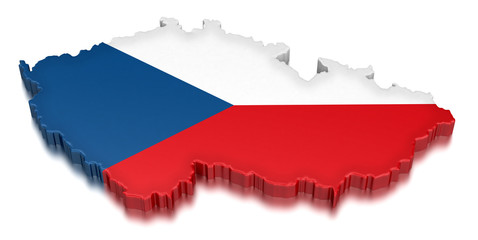 Czech (clipping path included)