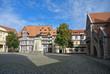 Burgplatz in Braunschweig