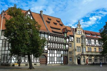 Fachwerk in Braunschweig