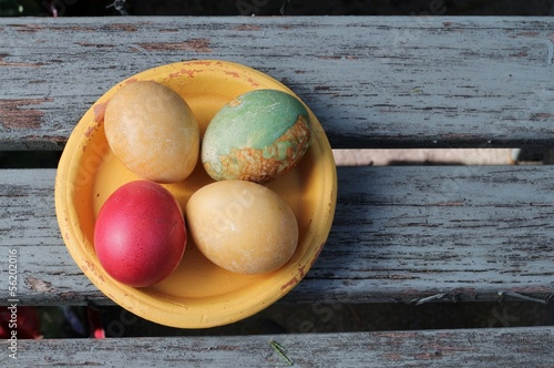 Eggs at Easter