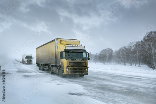Winter freight