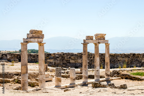 Ancient city of Hierapolis