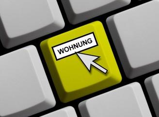 Alles über Wohnungen online