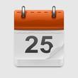 calendar vector icon xxl