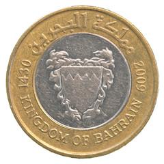 100 Bahraini dinar coin