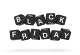 Black Friday design element