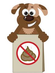 Stop Poop Signs