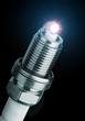 Spark plug for the car