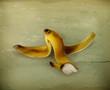Banana peel old style