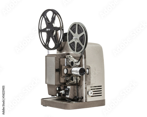 Vintage Home Movie Projector
