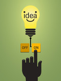 Turn on idea