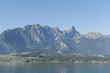 Thunersee, Stockhorn, Schweizer Alpen, Berner Oberland