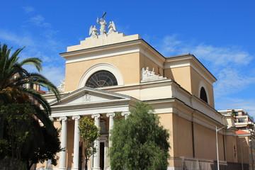Église Saint Jean-Baptiste le voeu de Nice