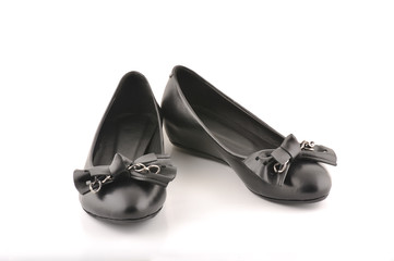 Woman black babet - shoes