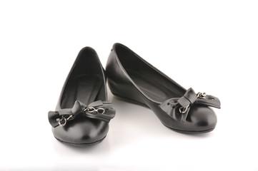 Woman black babet - shoes