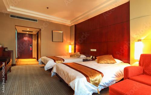 hotel room - 56229266