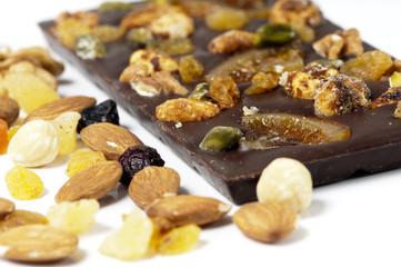 Mendiant Tablette chocolat