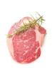 Steak Entrecot roh