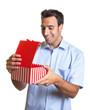 Latin man gets a nice surprise as christmas gift
