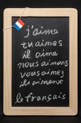 フランス語の活用