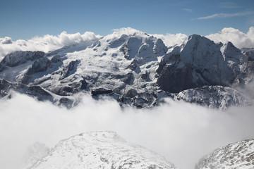 Italian Dolomites - Marmolada
