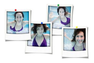 bien-être sous l'eau
