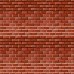 Mauer Hintergrund ROT-BRAUN - endlos