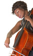 Serious Cello Performer