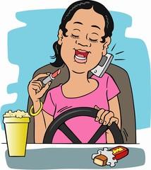 Bad Driving etiquette
