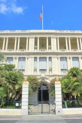 Palais des Ducd de Savoie de Nice