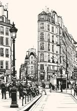 vieux Paris près de Saint Denis