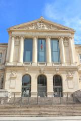Place du Palais de Justice de Nice