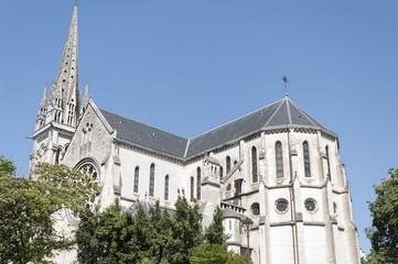 Iglesia de San Martin en Pau, Francia
