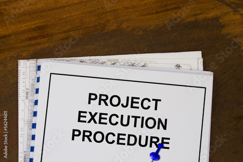 project execution procedure