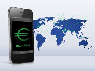Smartphone *** Roaming Worldwide