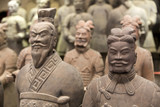 Chinese terracotta army - Xian