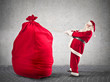 big Christmas sack
