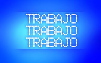 TRABAJO BLUE