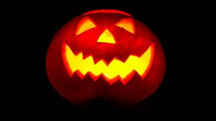 Halloween Gesicht